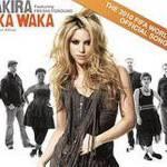 """Shakira tifa Spagna e """"Waka Waka"""" vende un milione di copie"""