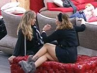 she9 Grande Fratello 11, Angelica confessa le sue inquietudini a Sheila