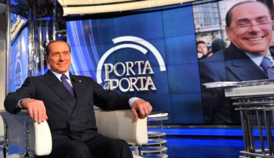 Elezioni 24 febbario: Berlusconi a capo della coalizione di centrodestra