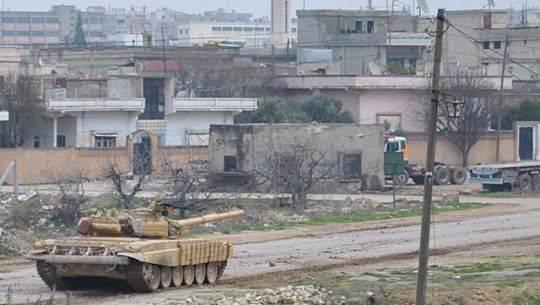 Siria: morti a Homs negli scontri. Droni Usa sorvolano il Paese