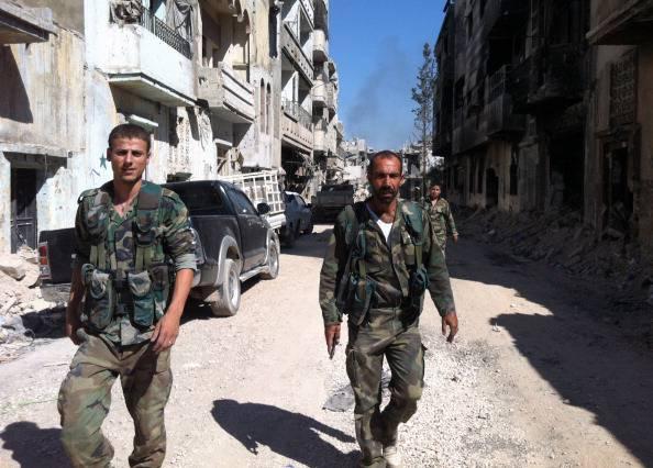 Siria: le truppe governative riprendono il controllo di Homs