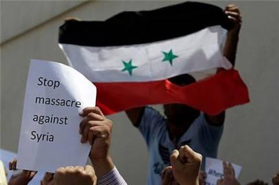 siria proteste 407x270 Nazioni Unite: in Siria commessi crimini contro lumanità