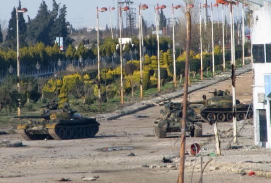 Siria: bombardamenti ad Harem, 22 morti