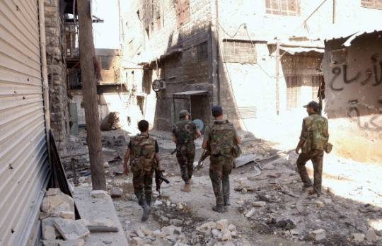 Siria: 30 morti in poche ore a causa degli scontri