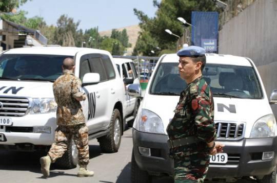 """Nazioni Unite: in Siria in atto una """"diffusa campagna di terrore"""""""