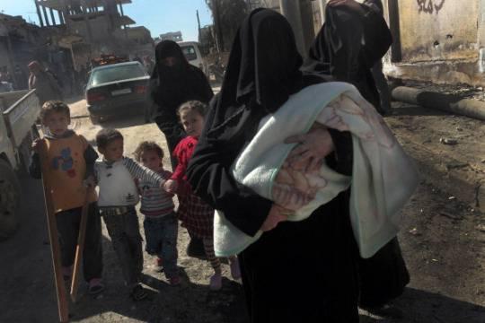Siria: 300 morti in tre giorni