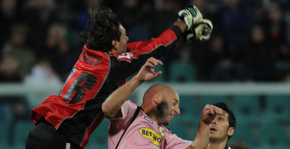 "ZOFF / Palermo, ""Mi rivedo in Sirigu"""