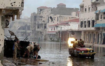 sirte guerra libia Guerra in Libia: i ribelli conquistano Sirte