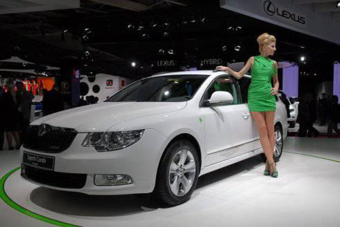 SALONE DI PARIGI 2010 / Skoda, novità della casa automobilistica ceca all'insegna del verde
