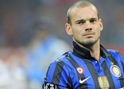"""Calciomercato Inter, Sneijder: """"Da qui non mi muovo. A Marsiglia per vincere"""""""