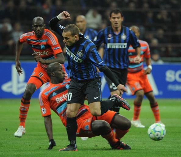 Calciomercato Milan, pazza idea Sneijder?