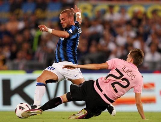 Mercato Inter, l'Anzhi piomba su Sneijder