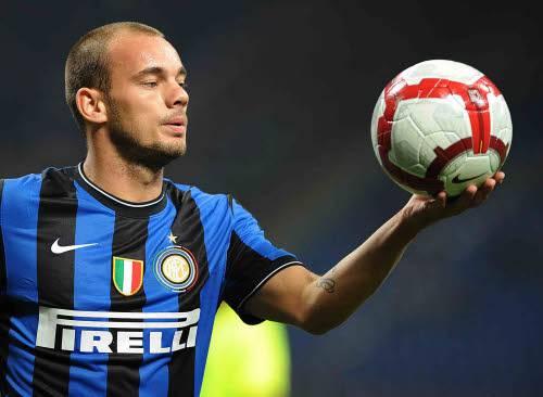 INTER / Sneijder, il centrocampista olandese firmerà fino al 2015
