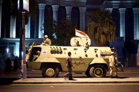 Egitto, attacco nel nord del Sinai contro autobus della polizia