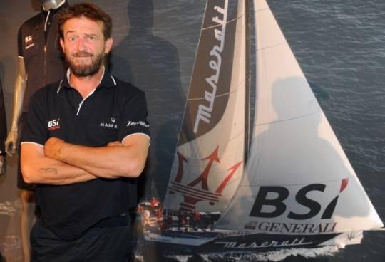 Vela, nuova sfida per Soldini: battere record velocità del nord Atlantico