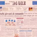 """Il Sole 24 Ore: """"Fare business con i social network"""""""