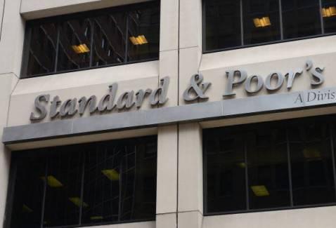 La sede di Standard & Poor's (EMMANUEL DUNAND/AFP/GettyImages)