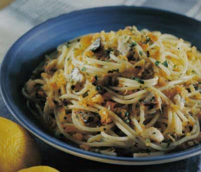 Ricette in Cucina: spaghetti alla acciughe