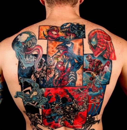 Incredibile: guardate cosa si è tatuato questo ragazzo