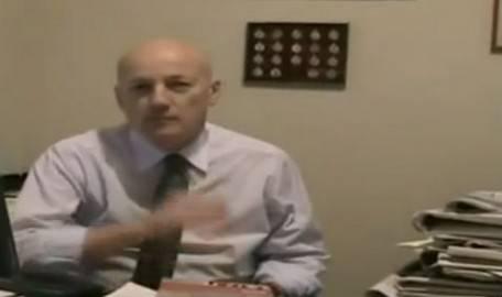 Stefano Bisi (screen shot youtube)