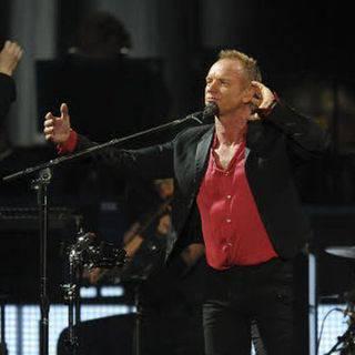 """Sting: """"Il mio esordio in crociera, come Silvio Berlusconi"""""""