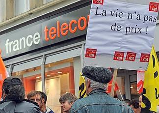 FRANCE TELECOM / Sindacati francesi, denunciati 5 suicidi in due settimane