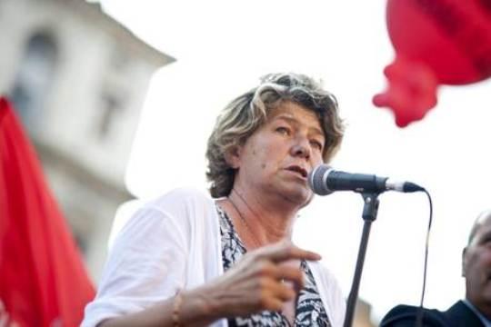 """Sindacati e politici contro Marcegaglia dopo le parole su """"ladri e fannulloni"""""""