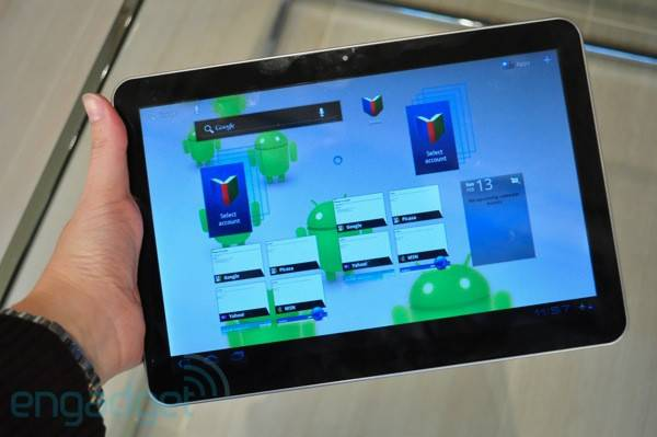 Apple contro Samsung: bloccate le vendite del tablet dell'azienda coreana