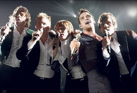 TAKE THAT / Progress, nuovo album con Robbie Williams