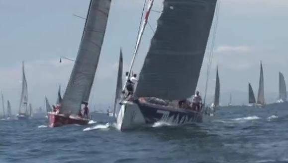 Vela, Cape2Rio: Vittoria e record per Soldini con team di Maserati