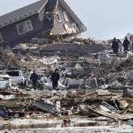 Tsunami Giappone – Video di un cane che soccorre il compagno ferito tra le macerie