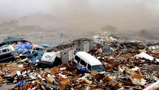 Terremoto e Tsunami in Giappone: le foto dal web