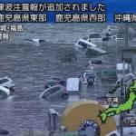Terremoto e Tsunami in Giappone: i video dal web