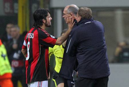 Milan-Tottenham: agente di Gattuso parla della rissa con Jordan