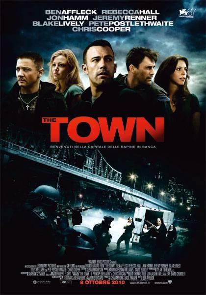 THE TOWN / Cinema, guarda il trailer del film di Ben Affleck
