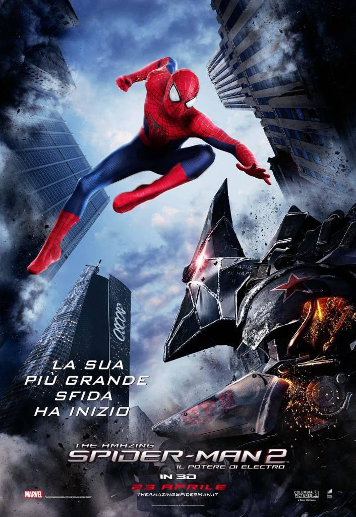 """""""The Amazing Spider-Man 2: Il potere di Electro"""" – recensione"""