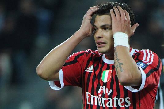 Milan, il Barcellona offre 40 milioni per Thiago Silva