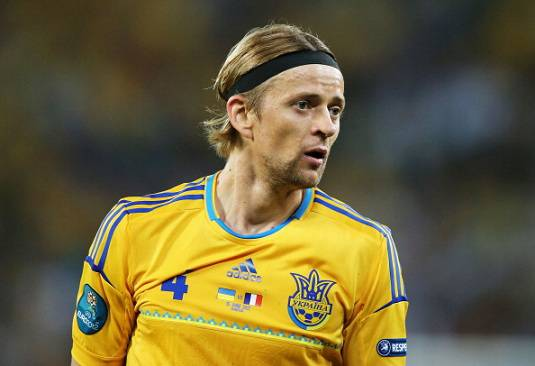Milan, sempre forte l'interesse per Tymoshchuk