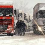 Maltempo: Tir diretti al Nord fermati nel foggiano
