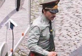 MISSION IMPOSSIBLE 4 / Tom Cruise, foto dell'attore sul set del film