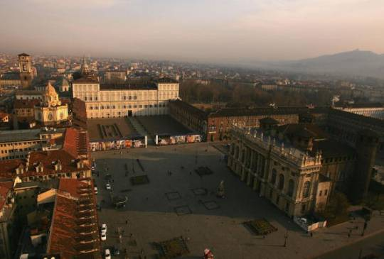 Torino, Piazza Castello (Jamie McDonald/Getty Images)