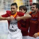 As Roma vs Chievo Verona 2-0: il Pupone cita Troisi e torna ad incantare l'Olimpico (video gol immagini)