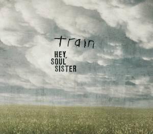 """La copertina di """"Hey Soul Sister"""" dei Train"""