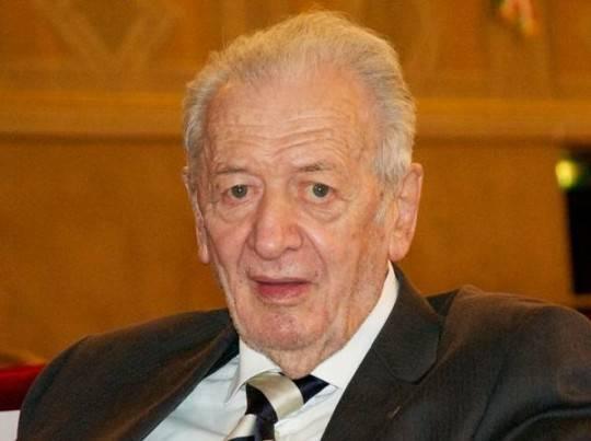 E' morto a Bergamo Mirko Tremaglia, ex ministro e dirigente storico del Msi