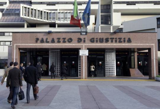 Tribunale  di Napoli (AFP/Getty Images)