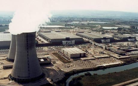 Francia: Edf segnala un'anomalia in 19 reattori nucleari