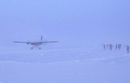 Aereo canadese scomparso in Antartide: individuati i rottami
