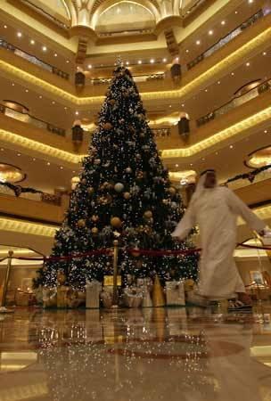 The Christmas tree Un-albero-di-natale-davvero-ricco