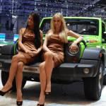 Le più belle ragazze del Salone di Ginevra 2012 (fotogallery)