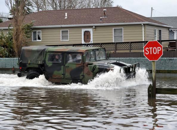 USA: gli sfollati di Sandy chiedono un intervento di Obama sul cambiamento climatico